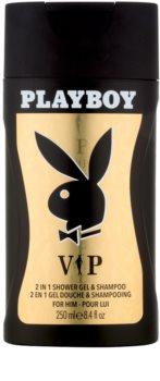 Playboy VIP gel de duche para homens