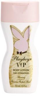 Playboy VIP leite corporal para mulheres