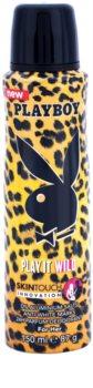 Playboy Play it Wild dezodorant w sprayu dla kobiet