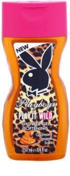 Playboy Play it Wild gel douche pour femme 250 ml