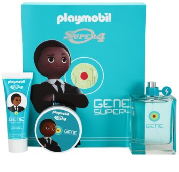 Playmobil Super4 Gene coffret I.