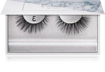 PLH Beauty 3D Silk Lashes Epsilon False Eyelashes