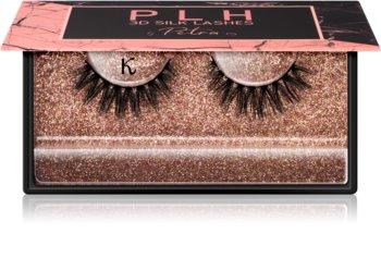 PLH Beauty 3D Silk Lashes Kappa False Eyelashes