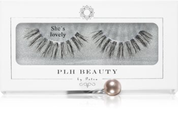PLH Beauty 3D Silk Lashes By Petra faux-cils