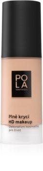 Pola Cosmetics Perfect Look изцяло покривен фон дьо тен