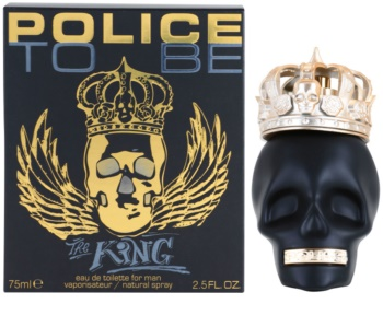 Police To Be The King тоалетна вода за мъже
