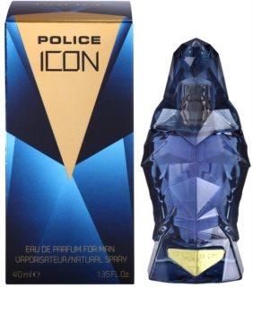 Police Icon Eau de Parfum pentru bărbați