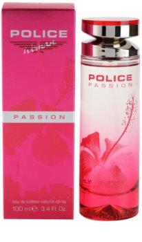 Police Passion Eau de Toilette pentru femei