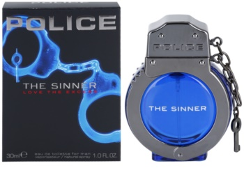 Police The Sinner Eau de Toilette per uomo