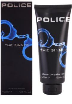 Police The Sinner sprchový gel pro muže