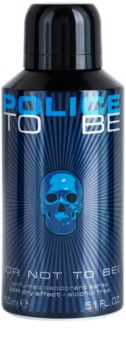 Police To Be Deospray for Men