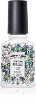 Poo-Pourri Before You Go Spray désodorisant pour toilettes Vanilla Mint