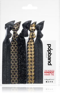 Popband Hair Tie Nightlife élastiques à cheveux