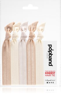 Popband Hair Tie Blondie elastici per capelli