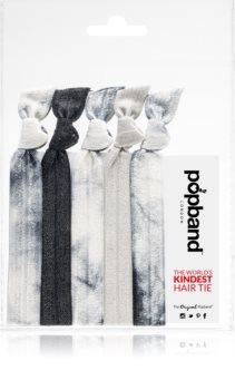 Popband Hair Tie Tye Dye élastiques à cheveux