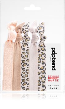 Popband Hair Tie Wild Thing élastiques à cheveux