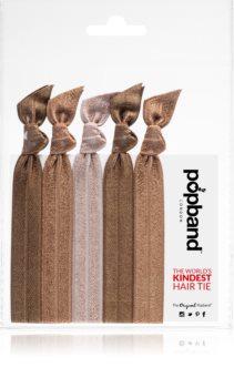 Popband Hair Tie Cocoa elastici per capelli