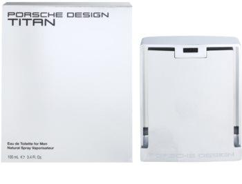 Porsche Design Titan Eau de Toilette Miehille