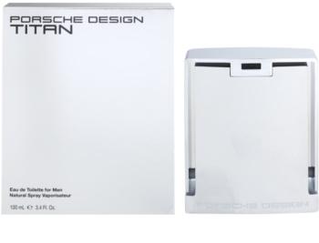 Porsche Design Titan Eau de Toilette pour homme