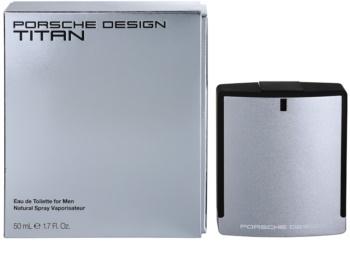 Porsche Design Titan eau de toilette para homens