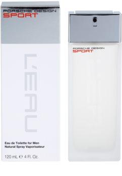 Porsche Design Sport L'Eau Eau de Toilette για άντρες