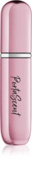 PortaScent Traveller 120 punjivi raspršivač parfema uniseks Matt Pink