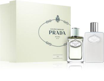 Prada Les Infusions:  Infusion Iris подаръчен комплект