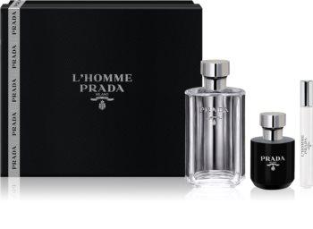 Prada L'Homme Gift Set II. for Men