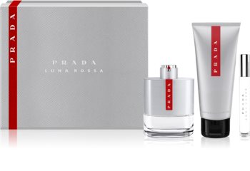 Prada Luna Rossa Gift Set XII. for Men