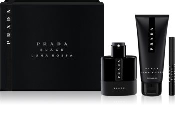 Prada Luna Rossa Black Gift Set I. for Men