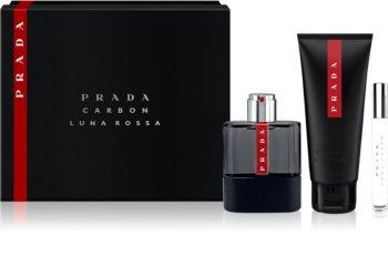 Prada Luna Rossa Carbon Gift Set III. for Men
