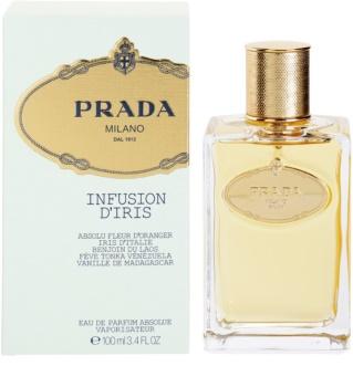 Prada Les Infusions:  Infusion d'Iris Absolue eau de parfum para mulheres 100 ml