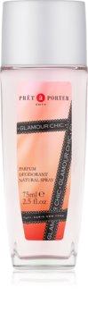 Prêt à Porter Glamour Chic deodorant s rozprašovačem pro ženy