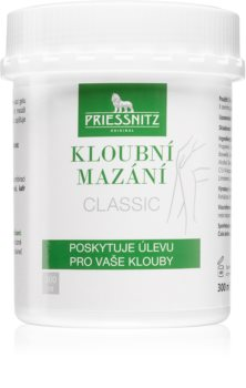 Priessnitz Joint Relief Gel Classic chladivý gel pro úlevu namáhaného pohybového aparátu