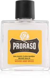 Proraso Wood and Spice baume à barbe
