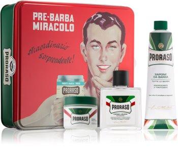 Proraso Green set de bărbierit II. pentru bărbați