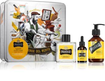 Proraso Wood and Spice Kosmetiksæt  I. (til mænd)