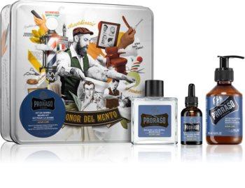 Proraso Azur Lime козметичен комплект I. (за мъже)