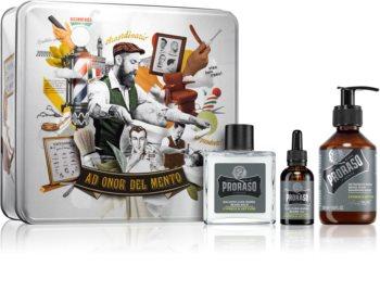 Proraso Cypress & Vetyver set cadou (pentru barbă) pentru bărbați