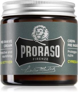 Proraso Cypress & Vetyver Crema inainte de epilare