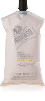 Proraso Azur Lime Shaving Cream