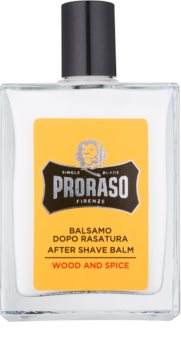 Proraso Wood and Spice baume après-rasage hydratant