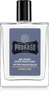 Proraso Azur Lime хидратиращ балсам след бръснене