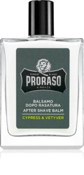 Proraso Cypress & Vetyver bálsamo after shave hidratante