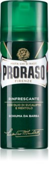 Proraso Green mousse à raser
