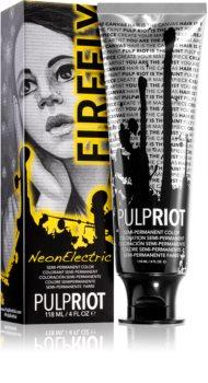 Pulp Riot Neon Electric semipermanente haarkleur