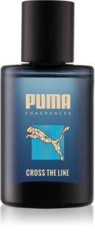 puma cross the line