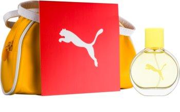 Puma Yellow WomanGift Set II.