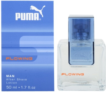 Puma Flowing Man after shave para homens 50 ml