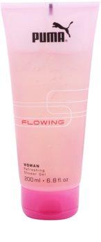 Puma Flowing Woman sprchový gel pro ženy